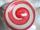 Schnecke rot