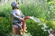 Wasserspeier Mann