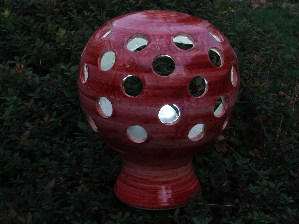 garten leuchtkugeln christmas garden im botanischen garten katja maximini privat. Black Bedroom Furniture Sets. Home Design Ideas