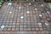 Keramik-Pflastersteine
