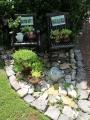 Leben im Steingarten