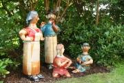 Familie Garten