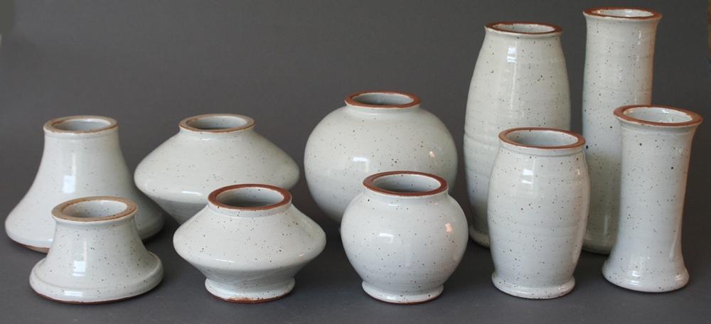Gartens ulen keramikstelen t pferei atelier s for Wohnlandschaft einzelne elemente