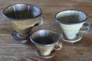 Kaffeefilter braun