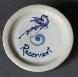 Gasthaus Stevertal Keramikteller